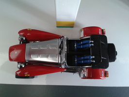 KYOSHO - Caterham Super Seven RED N°03151R - 5